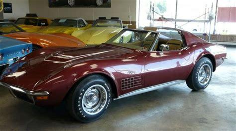 all corvette stingray models the top 10 corvette models of all time