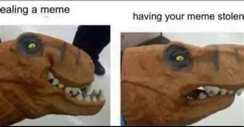 Stealing Memes - stealing a meme