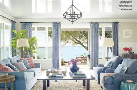 florida cottage with beautiful coastal interiors home bunch interior design ideas