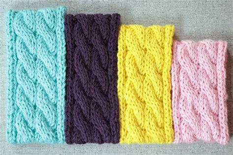 ear warmer knitting pattern cable knit ear warmer headband purlsandpixels