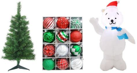 home depot 50 off holiday decor save on ornaments