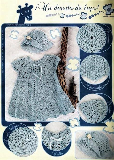 modelo de tejido para ninos aprender manualidades es facilisimo vestidos tejidos crochet ni 241 o dios imagui