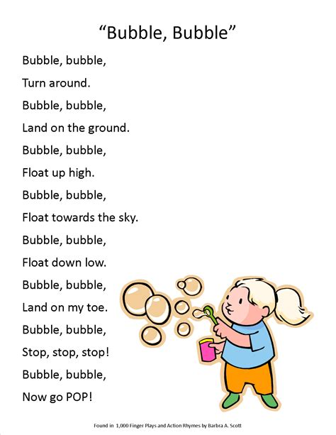 sog stories song for a bubbles storytime quot bubbles bubbles
