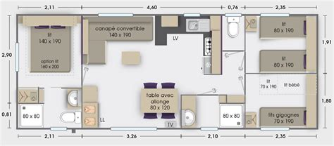 cing 4 chambres mobilhome 3 chambres 100 images mobil home 3