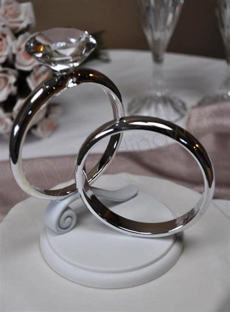 wedding wilton two rings cake topper wedding wish