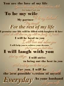 traditional wedding vows i do her weddinginclude