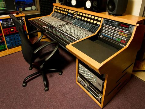 Recording Studio Workstation Desk Hostgarcia Studio Workstation Desk Uk