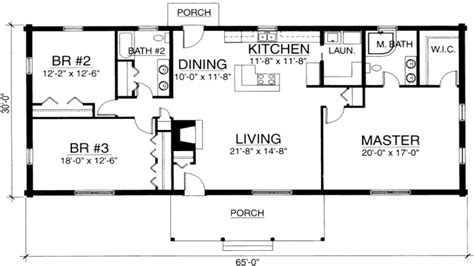 one bedroom cottage floor plans one bedroom mobile homes one bedroom log cabin floor plans