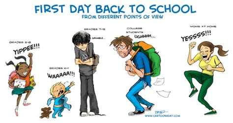 Going Back To School Memes - first day back to school memes
