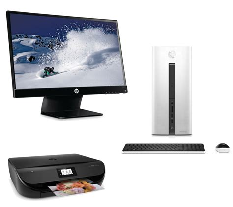 Monitor All In One hp pavilion 550 desktop pc 21 5 quot monitor all in one