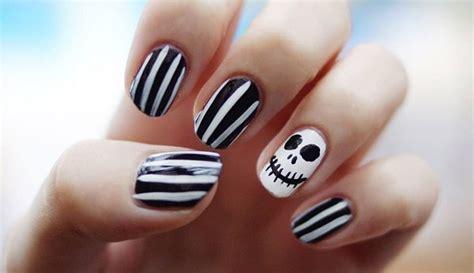 imagenes de uñas pintadas para halloween ideas para pintar tus u 241 as en halloween