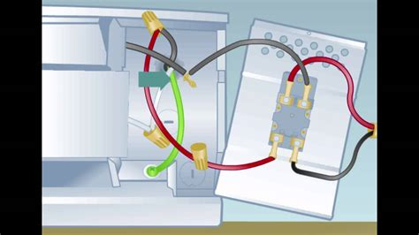 thermostat wiring diagram also cadet baseboard heater