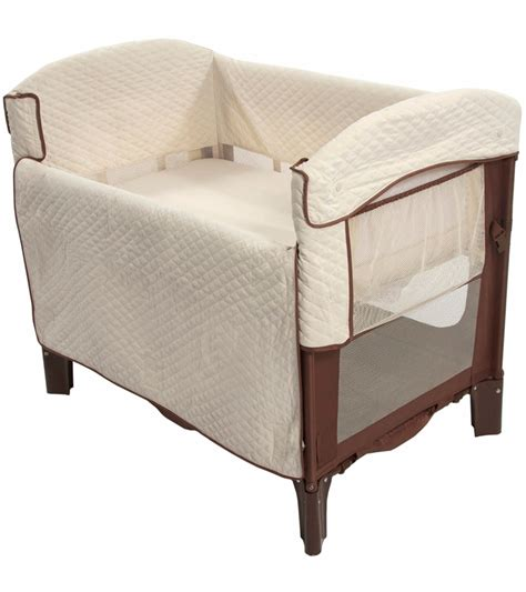 Ideal Co Sleeper by Arm S Reach Ideal Co Sleeper In Cocoa