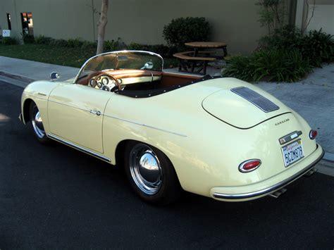 porsche 356 replica 1957 porsche speedster replica red 1957 porsche speedster