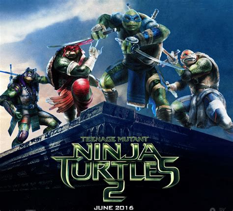 film ninja turtles 2016 full movie the official teenage mutant ninja turtles 2 2016 movie