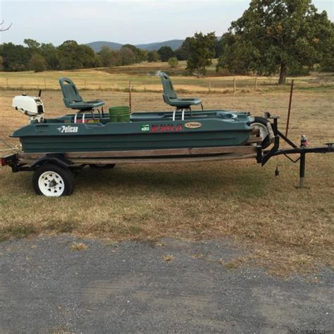 used pelican bass boats for sale pelican fishing boat vehicles for sale