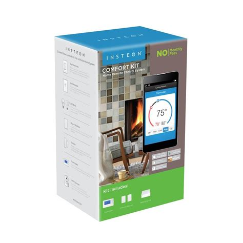 insteon home automation kits smarthome kits hubs