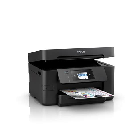 Printer Copy Scan Fax All In One epson workforce pro wf 4720dwf wireless all in one printer