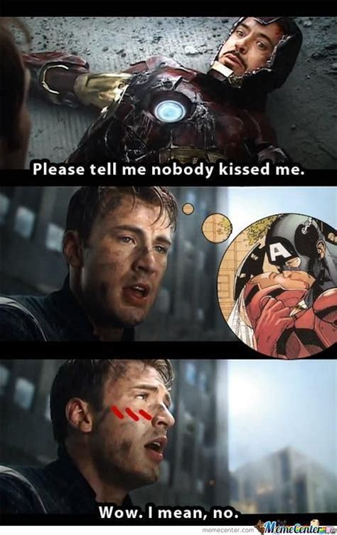 Superhero Memes - on earth 3490 of the marvel multi verse tony stark was