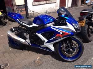 2008 Suzuki 750 Gsxr 2008 Suzuki Gsxr 750 K8 For Sale In United Kingdom