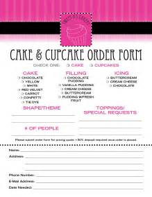 cupcake invoice template invoice for cupcake orders free template studio