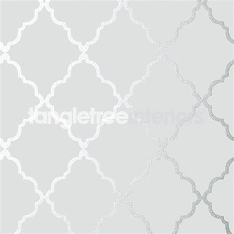 wallpaper grey uk klein trellis wallpaper from anna french at6057 grey