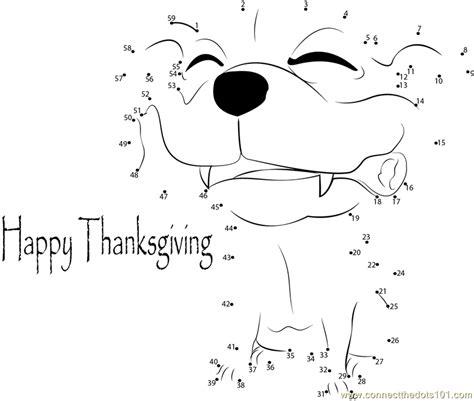 printable dot to dot thanksgiving free happy holiday thanksgiving day dot to dot printable