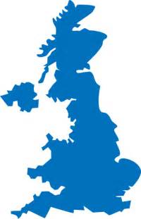Simple Uk Outline by United Kingdom Map Clip At Clker Vector Clip