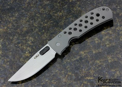 Tom Handcrafted Knives - tom mayo medium s30v quot tnt quot frame lock knifepurveyor
