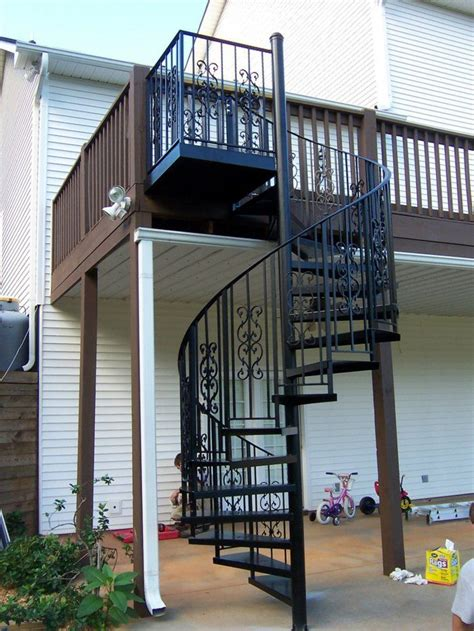 outdoor metal treppen 19 best outside stairs images on exterior