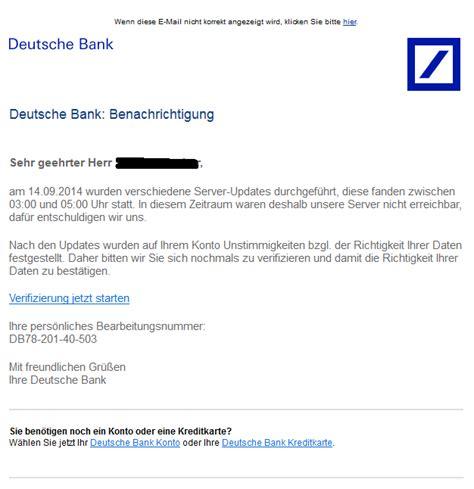 deutsche bank geld abheben türkei phishing mail alerts deutsche bank benachrichtigung