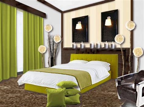 chambre noir et vert une chambre vert nature floriane lemari 233