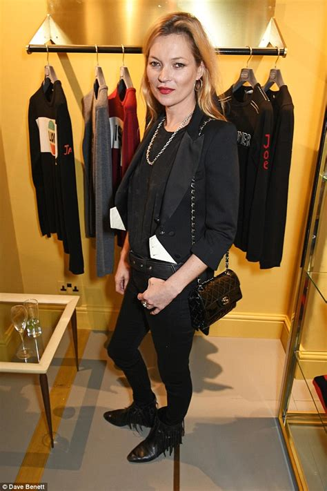 Another Inspired Fashion Store Launches by Kate Moss Is As Stylish As In Tuxedo Jacket And