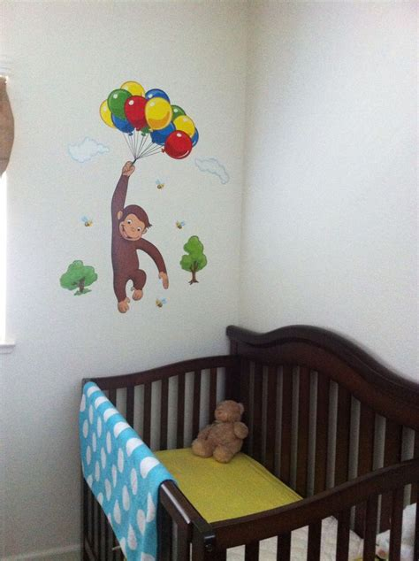 curious george bedroom curious george baby room pinned and completed