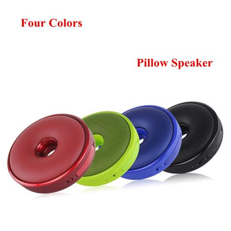 Bluetooth Pillow Speakers by Four Color Pillow Bluetooth Speakers Wireless Card Speaker