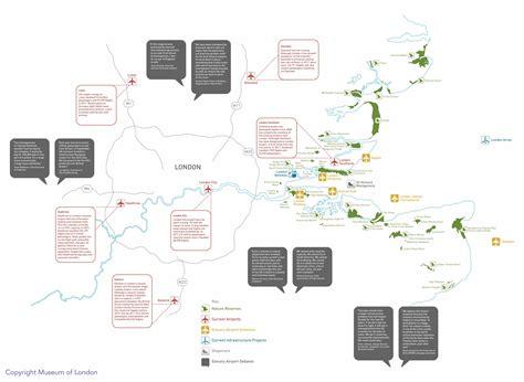 river thames scheme map thames estuary airport schemes mapping london