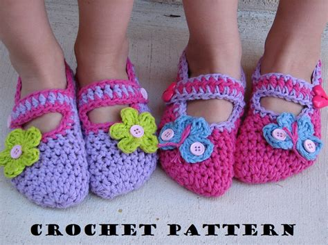 beginner crochet slipper pattern childrens slippers slippers crochet pattern