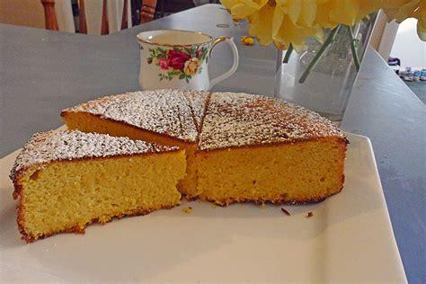 kuchen mit orangen orangen mandel kuchen rezept mit bild pumpkin