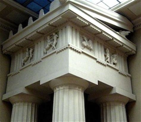 Parthenon Cornice Parthenon Metope Definition Overview Study