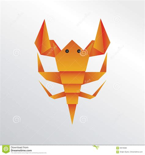 origami scorpion image collections craft decoration ideas
