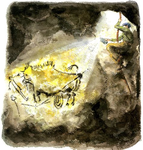 from lascaux to books emily arnold mccully gets a new finding aid archives and