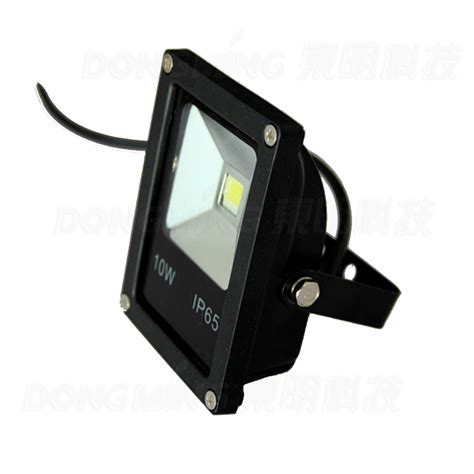 Rgb Led Flood Lights Outdoor Rgb Led Floodlights 10w Black Cover Dc 12v Ip65 Outdoor Led Flood Light Reflector Landscape In