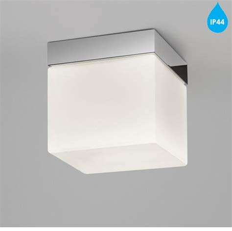 square bathroom ceiling lights astro sabina square ip44 bathroom ceiling light 7095