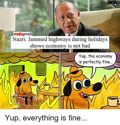 Everything Is Fine Meme - 25 best memes about everything is fine everything is