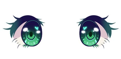 kawaii anime eyes by djdupstep15 on deviantart