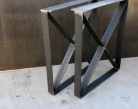 Flat Bar Table Legs Metal Table Legs Flat Bar