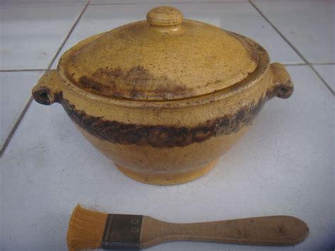 Mangkuk Sup D 1328 Sendok mangkuk sup tak depan spesifikasi bahan tanah liat kondisi bekas djual hub 081 324