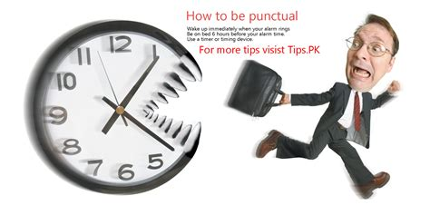 A Time To Be tips to be punctual and on time 187 punctuality tips