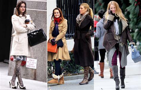 fashion blog fashion news style tips celebrity gossip gossip girl s cozy chic winter style instyle com