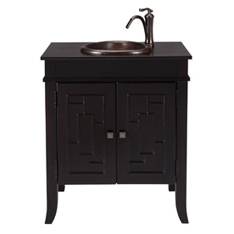 lowes vanity and sink combo thompson traders transitional espresso bath vanity combo